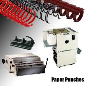 Paper Punches