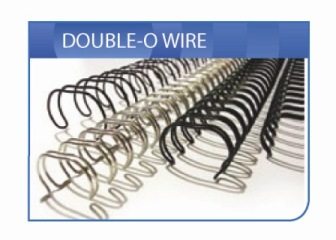 Double-O Wire Binding