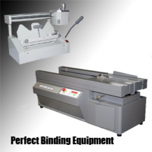 PerfectBind Binding Machines