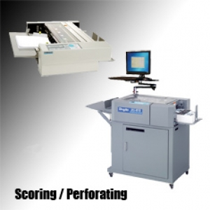 Scoring/Perforating Equipment