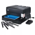 GBC® Magnapunch Electric Paper Punch - Interchangeable Dies - 1 Year Service Warranty - 1880011