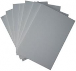 "20"" x 30"" Mounting Board - Foam Core - 3/16"" - White - 25 / Pack"