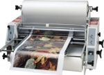 LEDCO HD 25 Workhorse Industrial Series Roll Laminator w/ Stand