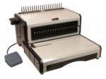 Akiles AlphaBind-CE Plastic Comb Electric Punch and Manual Opener