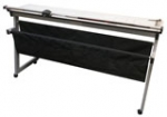 "Akiles Roll@Blade 64 Wide Format Rotary Trimmer - 70"" x 19"" x 39"" (w/stand)"