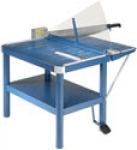 Dahle 580 Large Format Guillotine Trimmer w/Stand 32""