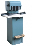 Lassco FMM-3 Manual Lift Paper Drill - 3 Spindle