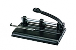Martin Yale® Master® 1340PB Adjustable 3-Hole Manual Paper Punch