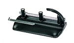 Martin Yale® Master®  5335B Adjustable 3-Hole Manual Paper Punch