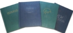 "ProBind Thermal Hard Covers - 8 1/2"" x 11"" - Silk Touch Nuba - 100 / Pack"
