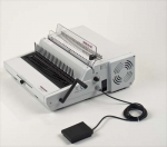 Renz Combi-E Electric Comb Punch and Manual Closer