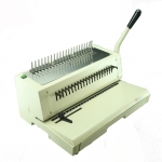 Tamerica TCC210EPB Electric Comb Punch and Manual Comb Opener/Closer